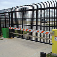 Industrial Automatic Gates