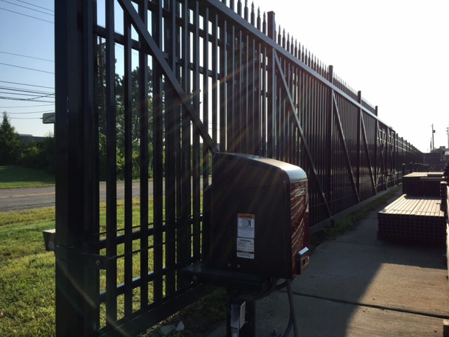 Southway Fence Company Commercial Automatic Gates