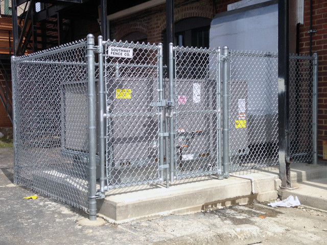 Southway Fence Company Commercial Chain Link Fence