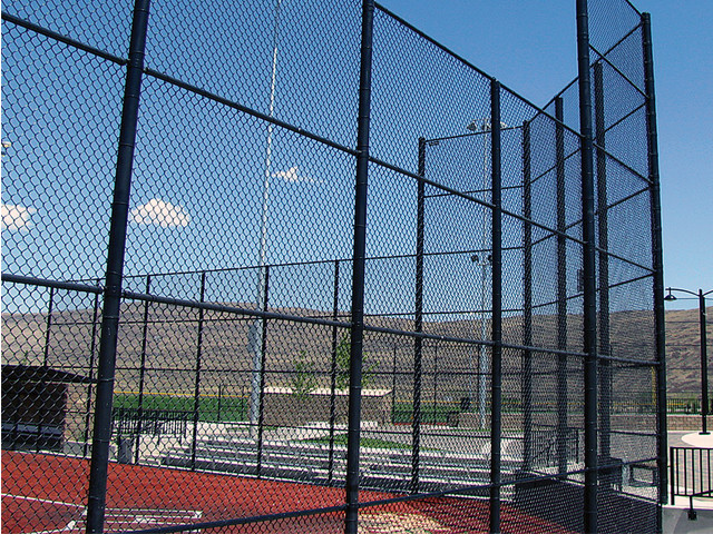 Southway fence company industrial chain link