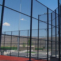 Industrial Chain Link Fence