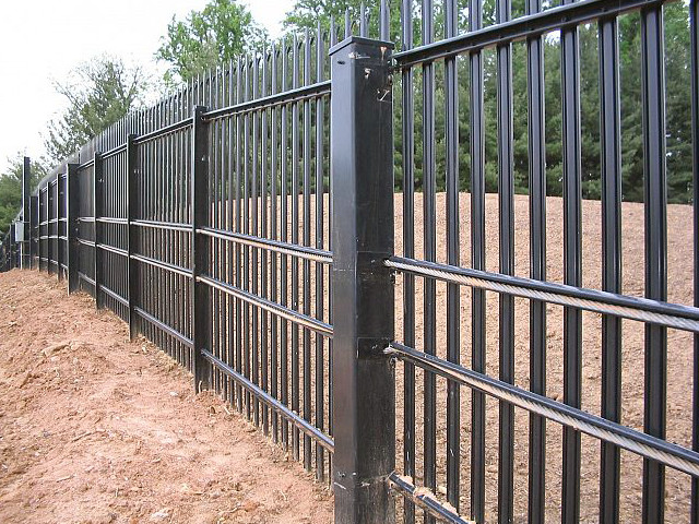 Southway fence company industrial ornamental