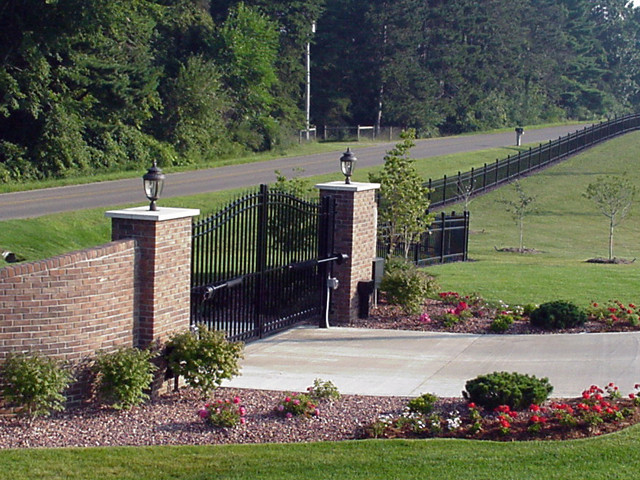 Southway fence company residential automatic gates
