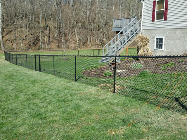 Southway fence company residential chain link fence residential chain link fence workwithnaturefo