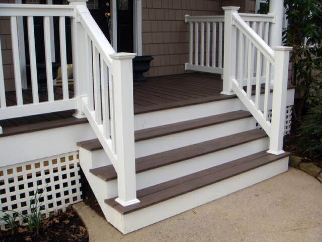 Southway fence company porch railing porch railing solutioingenieria Choice Image